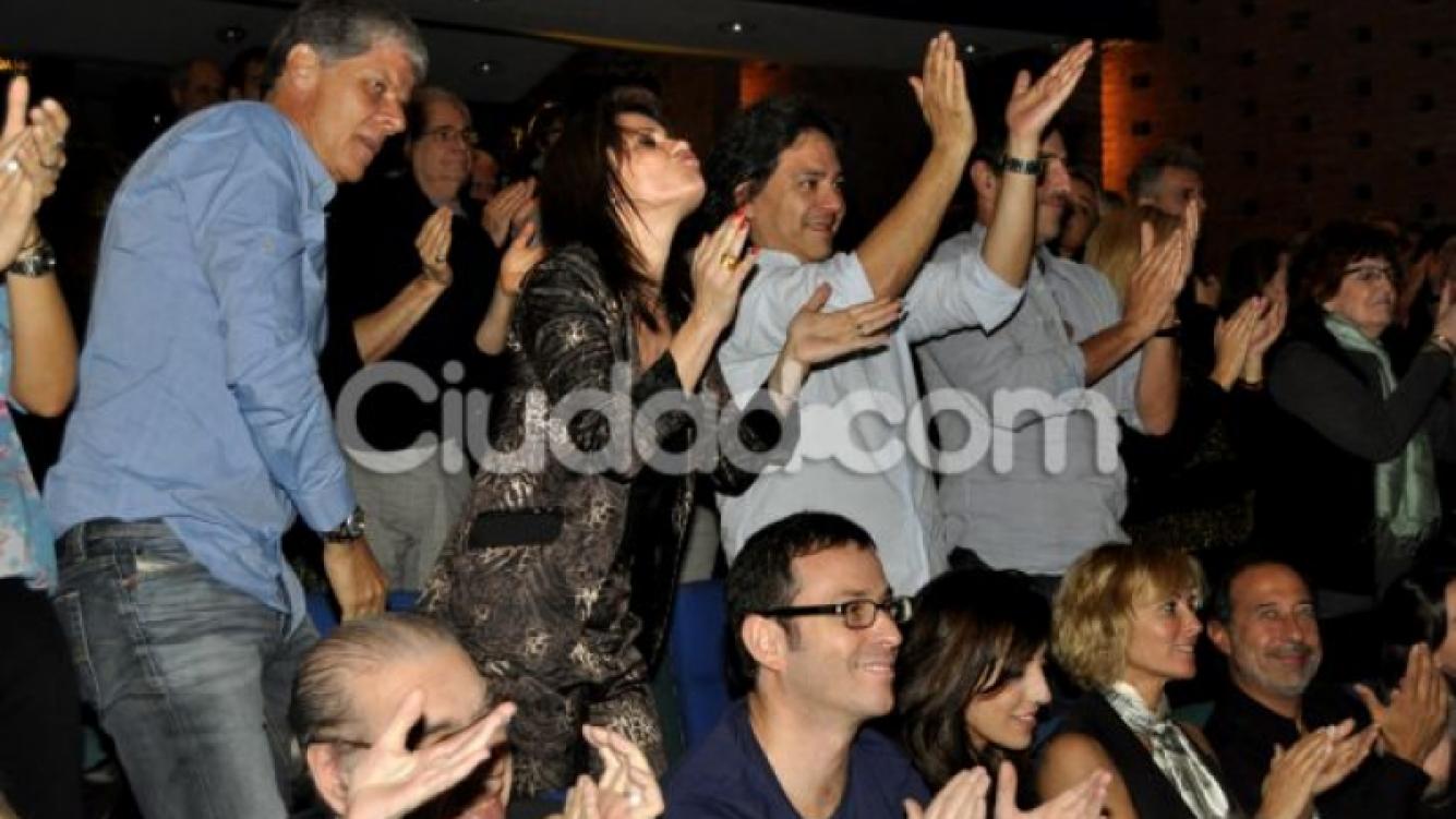 Nancy Dupláa, la fan número uno de Pablo Echarri. (Foto: Jennifer Rubio)