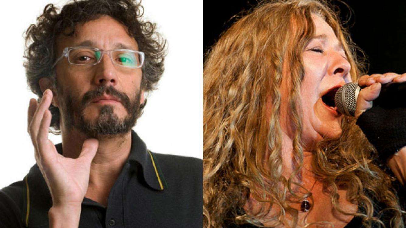 Fito Páez y Claudia Puyó estarían enfrentados (Foto: Web).