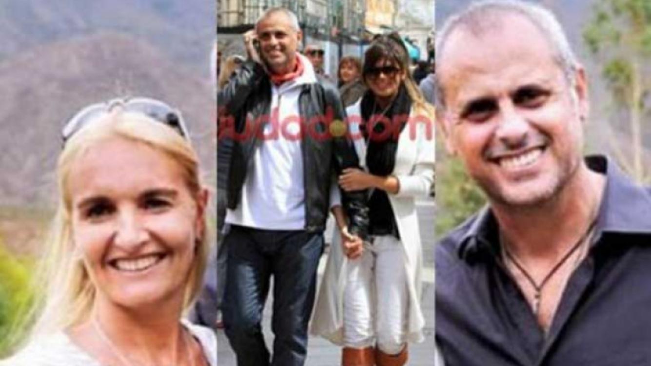 Jorge Rial habló de su relación actual con su ex mujer.