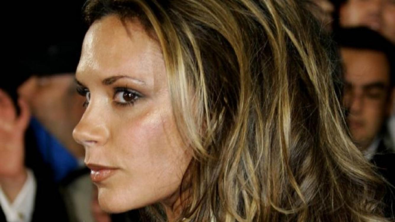 El extraño tratamiento de belleza de Victoria Beckham. (Foto: Web)