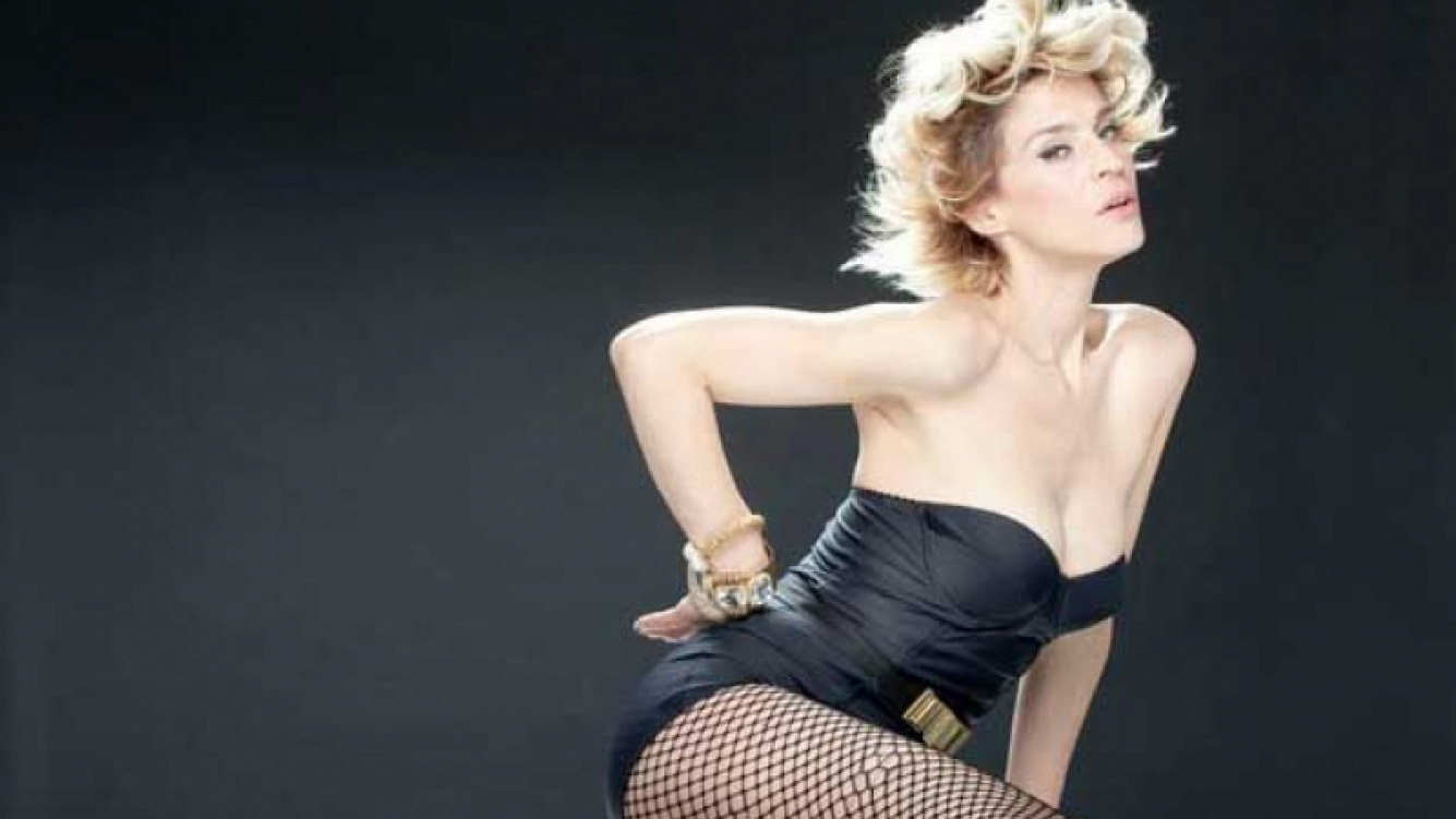 Leticia Brédice posó sensual y contó cómo creó a Darling (Foto: Revista Gente).