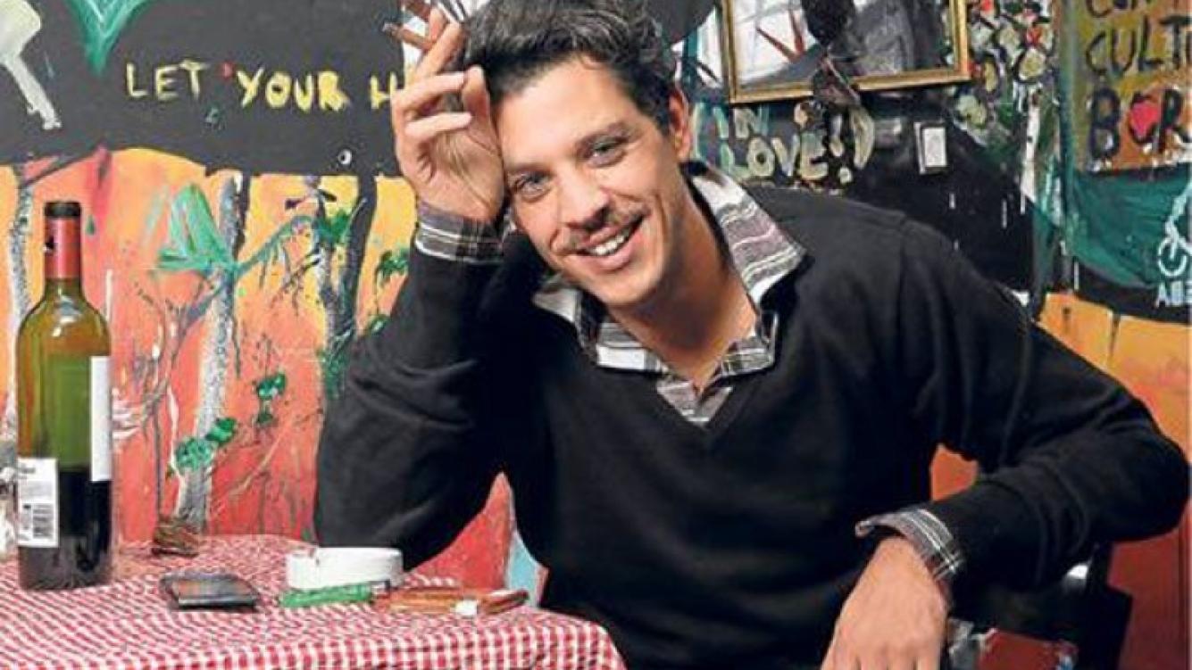 El actor se confesó con el diario Perfil. (Foto: Perfil.com)