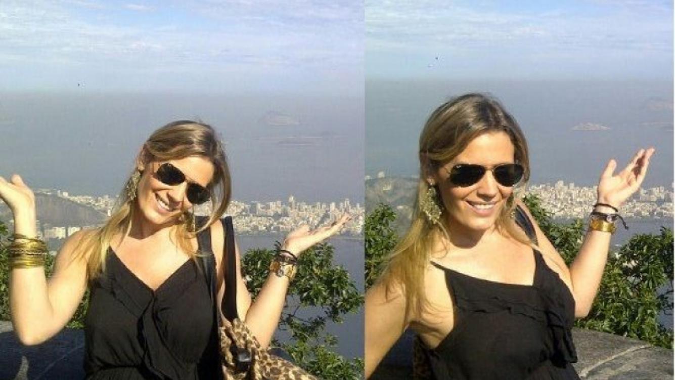 Las vacaciones de Rocío Marengo en Río de Janeiro, Brasil. (Foto: @marengorocio)