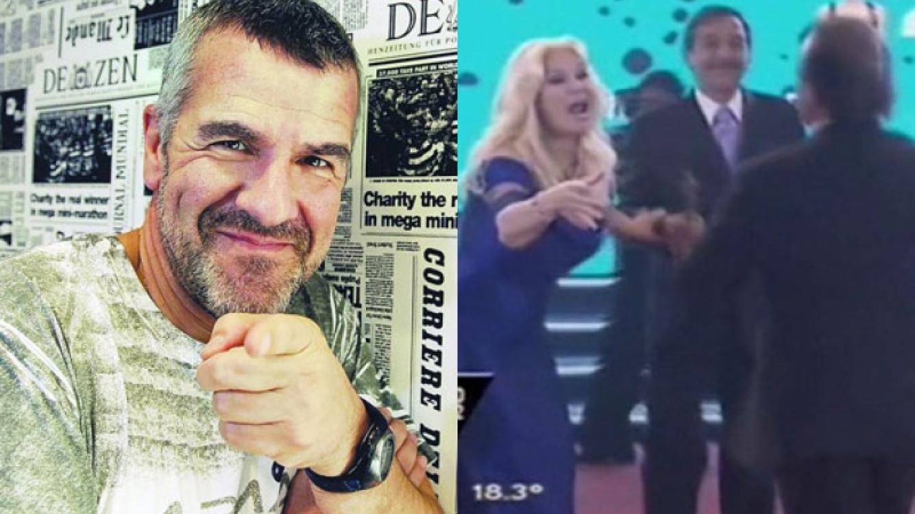 """Dady Brieva habló del """"papelón"""" de Miguel del Sel con Susana (Foto: Web)."""