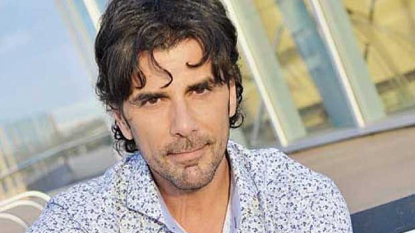 """Juan Darthés aseguró que es un """"metrosexual"""". (Foto: revista Luz)"""