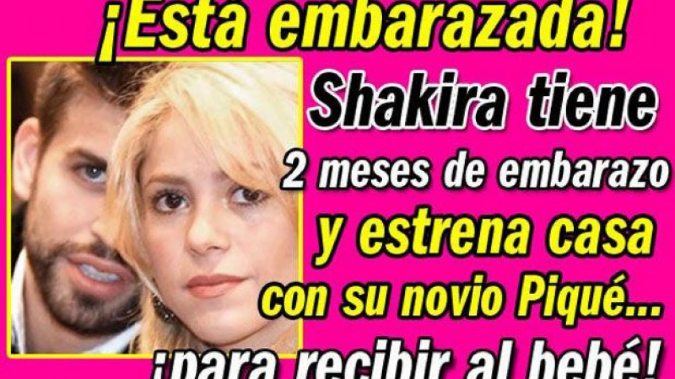 ¿Shakira está embarazada? (Foto: tvnotas.com.mx)