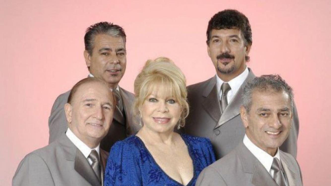 Estela Raval & Los cinco latinos, siglo XXI. (Foto: Web)