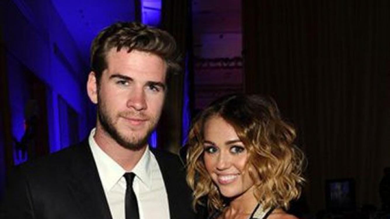 Miley Cirus y Liam Hemsworth se casan