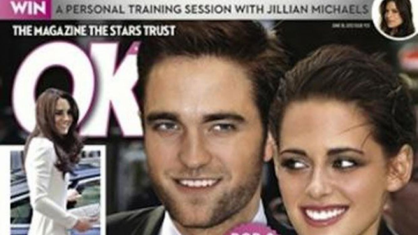 """Robert Pattinson y Kristen Stewart y todos los preparatativos para la """"boda del año"""". (Foto: Web)"""