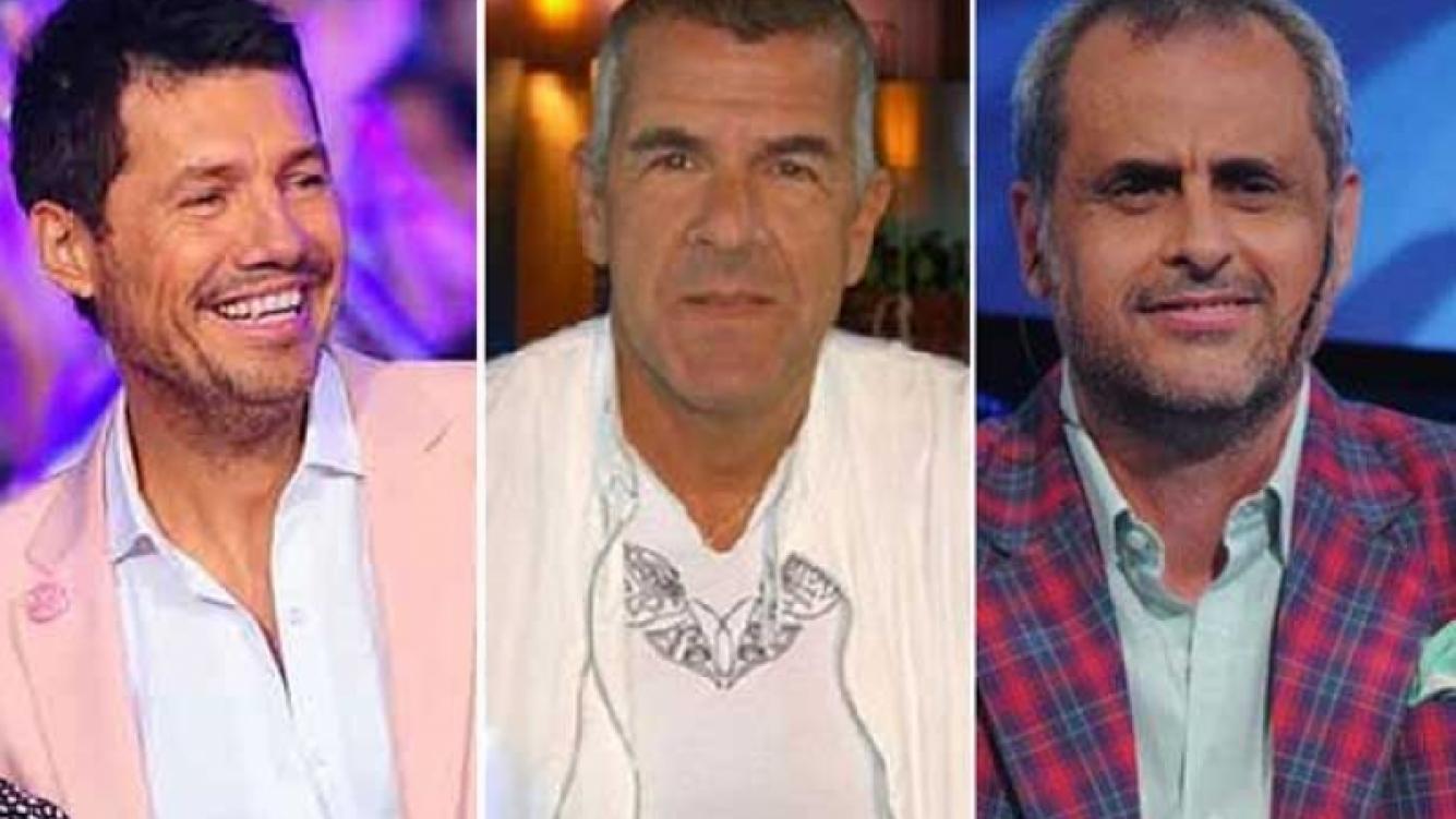 Los elegidos de Marcelo Tinelli: Dady Brieva y Jorge Rial estarán en el debut de ShowMatch. (Foto: Web)