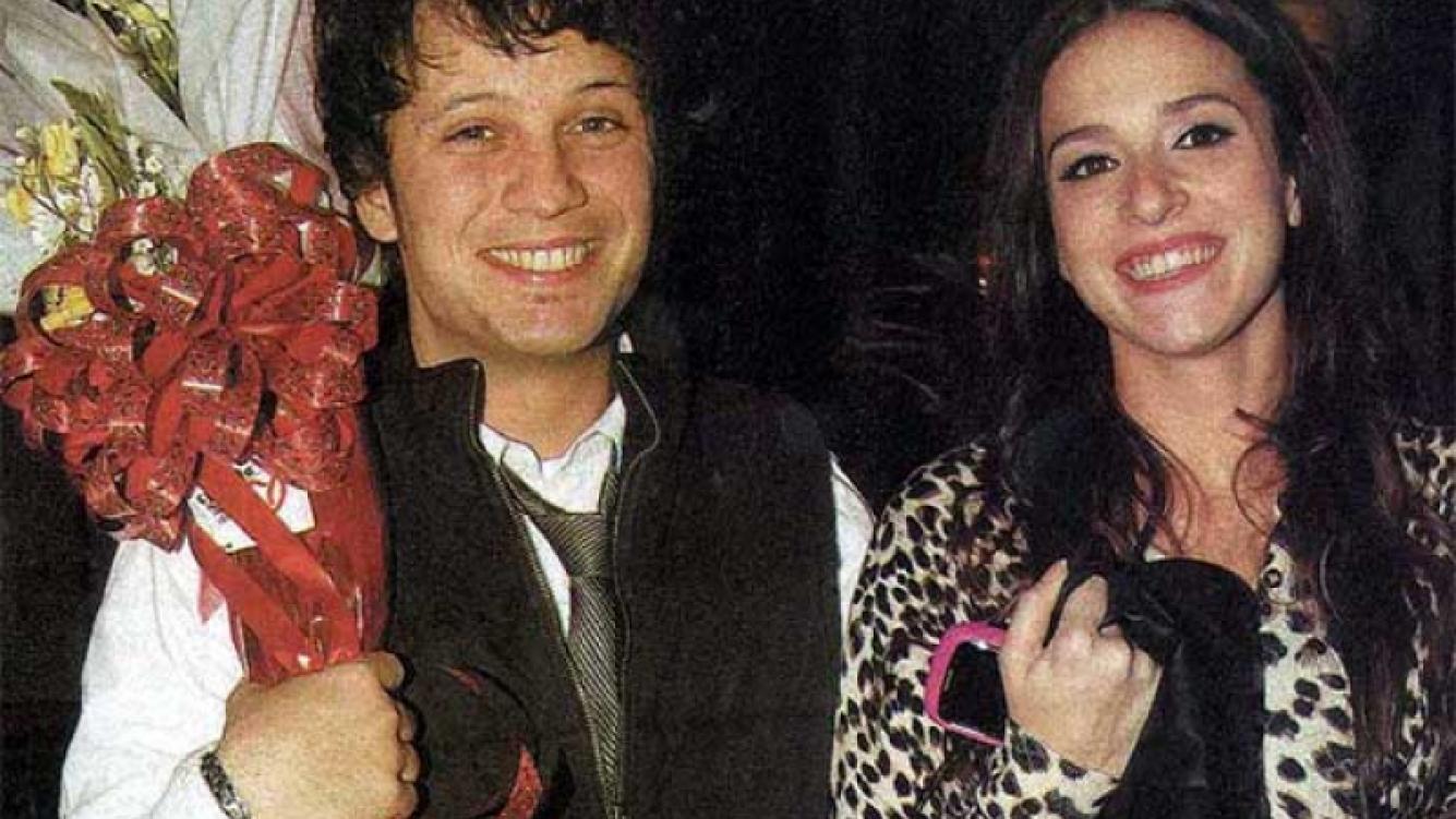 Darío Lopilato y Sofía Pachano, ¿hay amor? (Foto: revista Paparazzi)