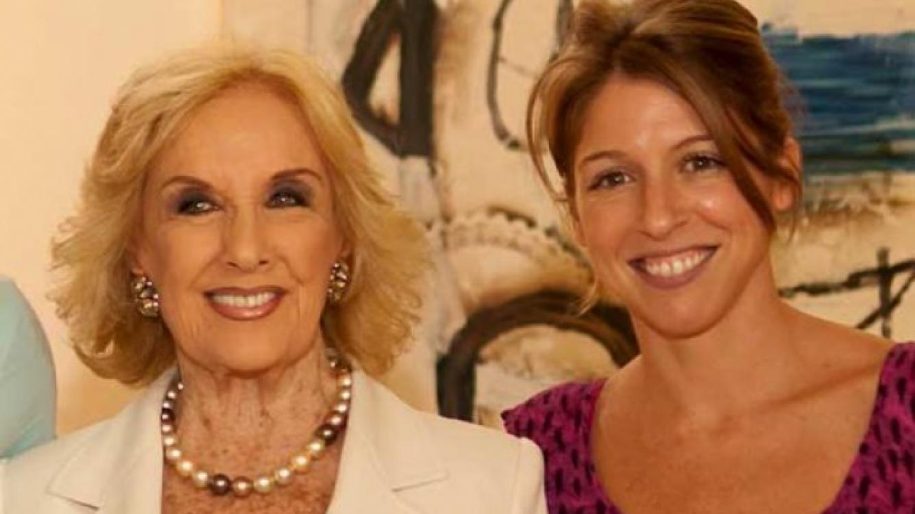 Mirtha Legrand habló de los rumores sobre una mala relación con Florencia Bertotti. (Foto: Web)