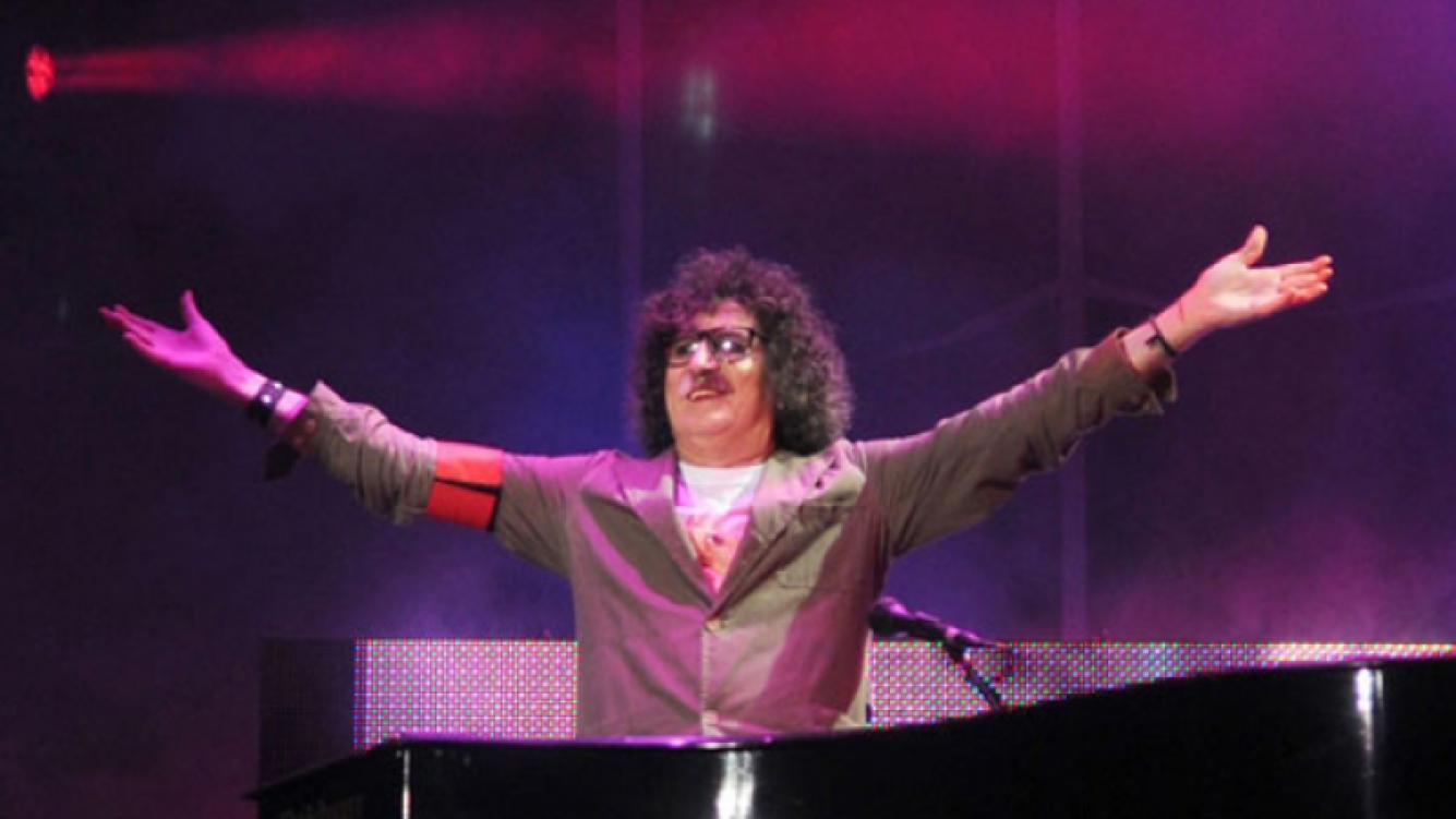 Charly García sufrió un desmayo en su show en Córdoba (Foto: Web)