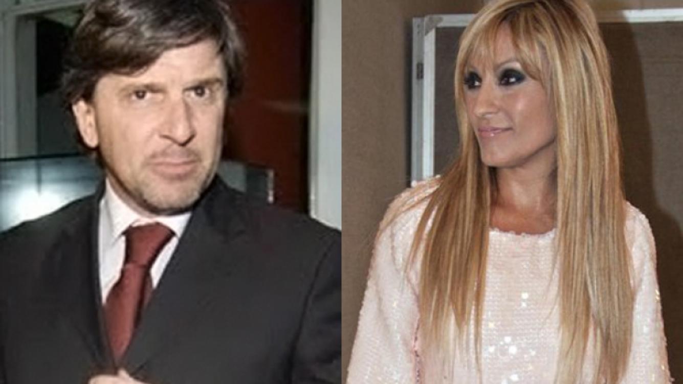 Alejandro Balbi y Marcela Tauro. (Foto: Web)