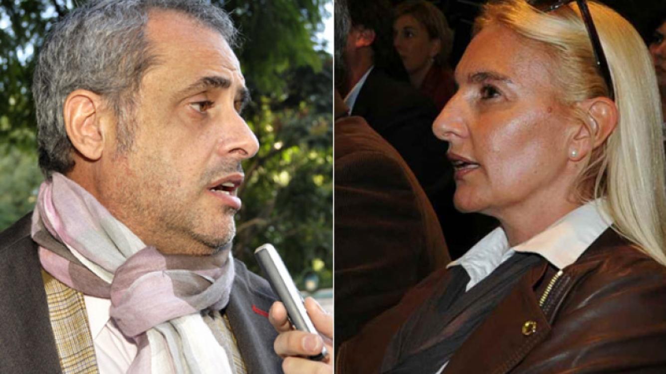 Jorge Rial habló sobre el polémico divorcio de su ex esposa, Silvia D Auro. (Fotos: Ciudad.com y Web)