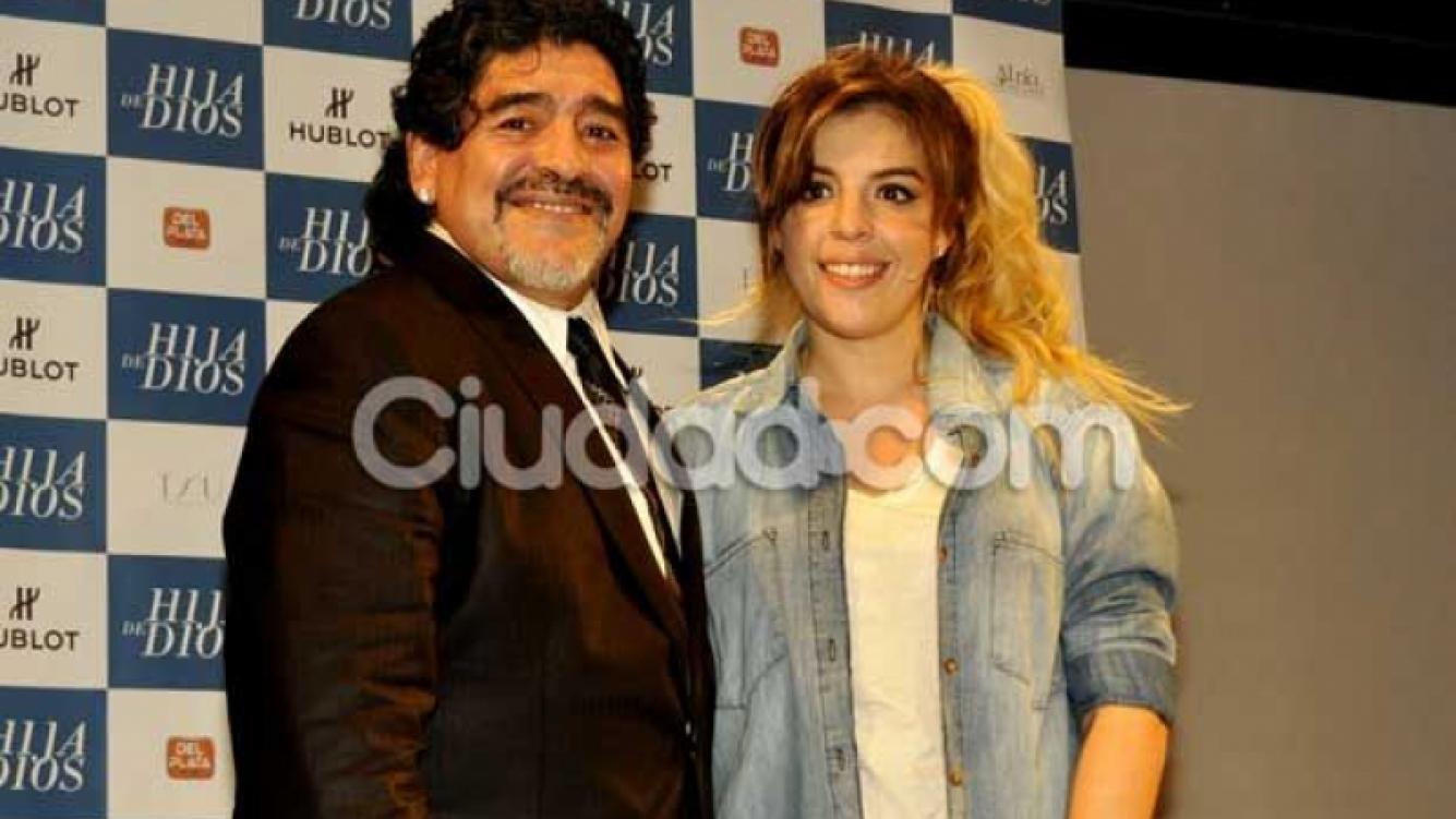 """El """"sincericidio"""" de Dalma Maradona: """"Es obvio que mi papá sigue enamorado de mi mamá"""". (Foto: Jennifer Rubio)"""