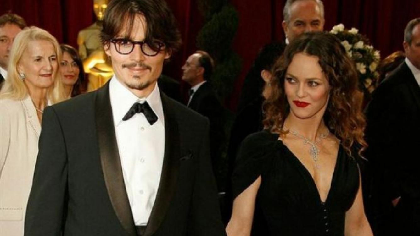 Johnny Depp y Vanessa Paradis confirmaron la separación (Foto: Web)