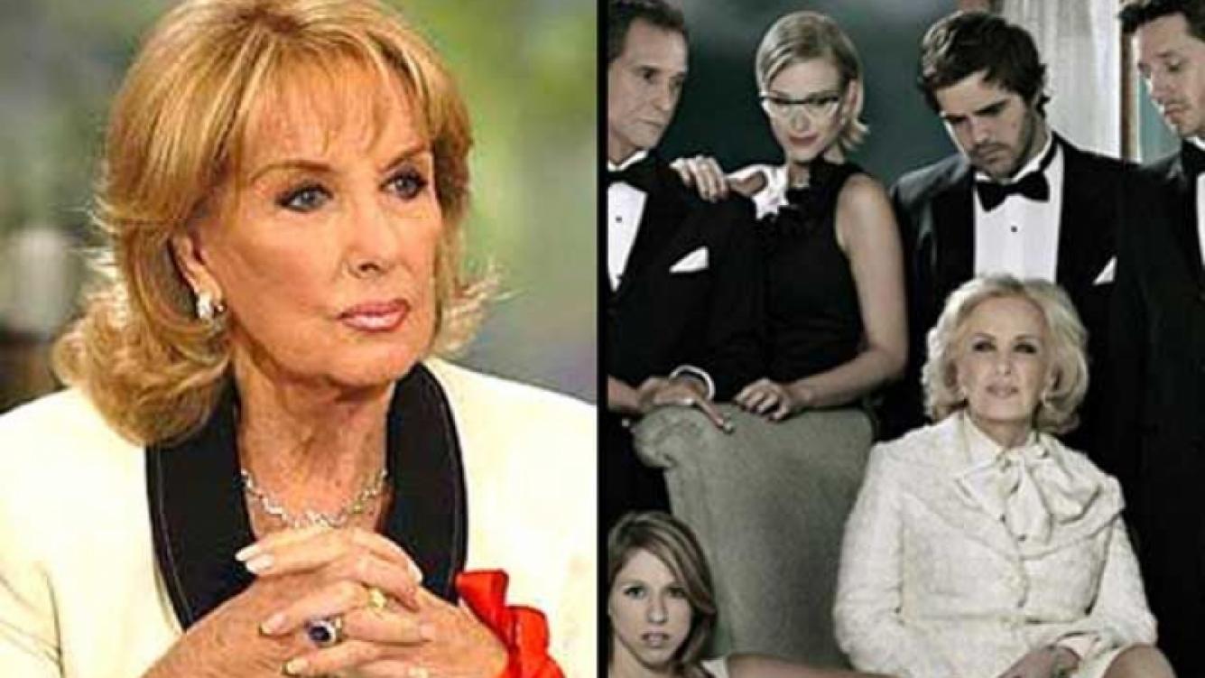 Mirtha Legrand, ¿preocupada por el rating de La Dueña? (Foto: Web)