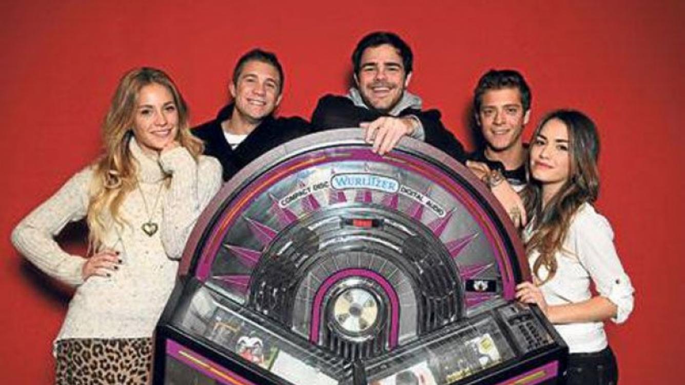 Atención, fans: los Teen Angels cuentan por qué se separan. (Foto: diario Perfil)