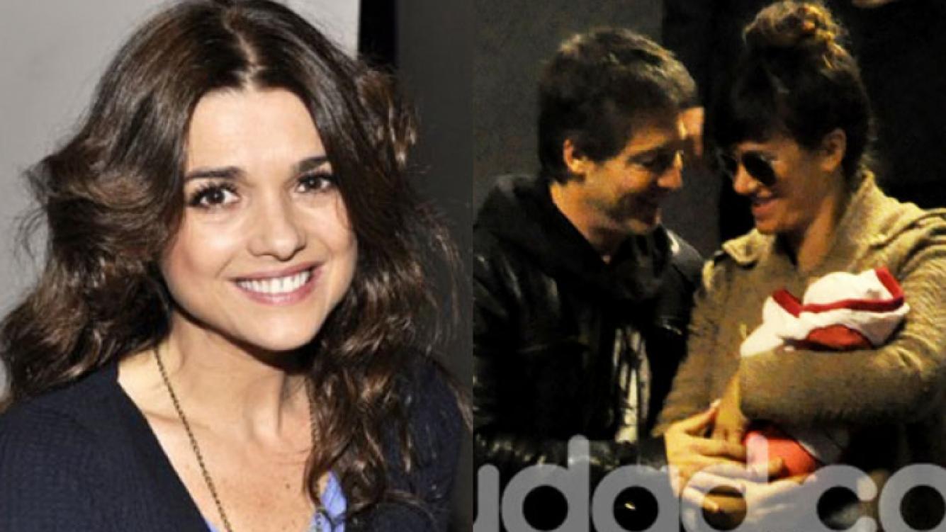Araceli habló del nacimiento de la hija de su ex, Margarita (Fotos: Ciudad.com).