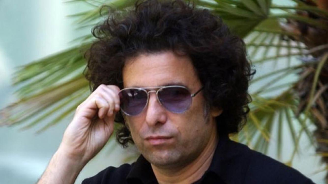 Andrés Calamaro se enojó con sus seguidores en Twitter (Foto: Web).