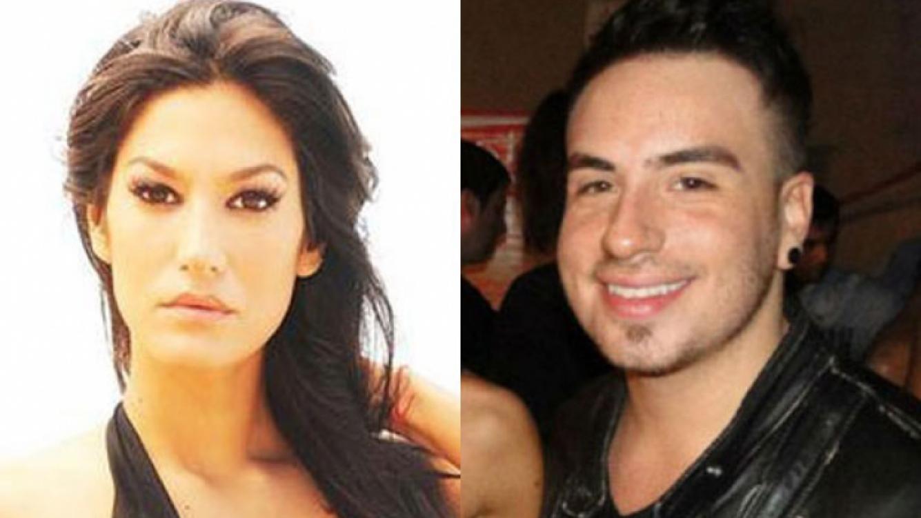 Silvina Escudero y Federico Bal se mostraron muy juntos en un boliche (Foto: Web).