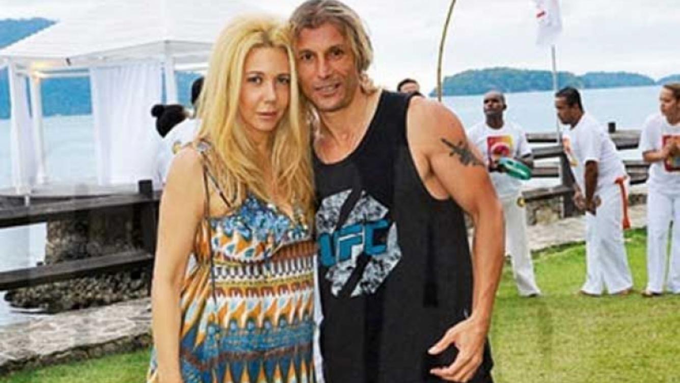 Mariana Nannis y Claudio Caniggia, ¿están separados? (Foto: Revista Caras)