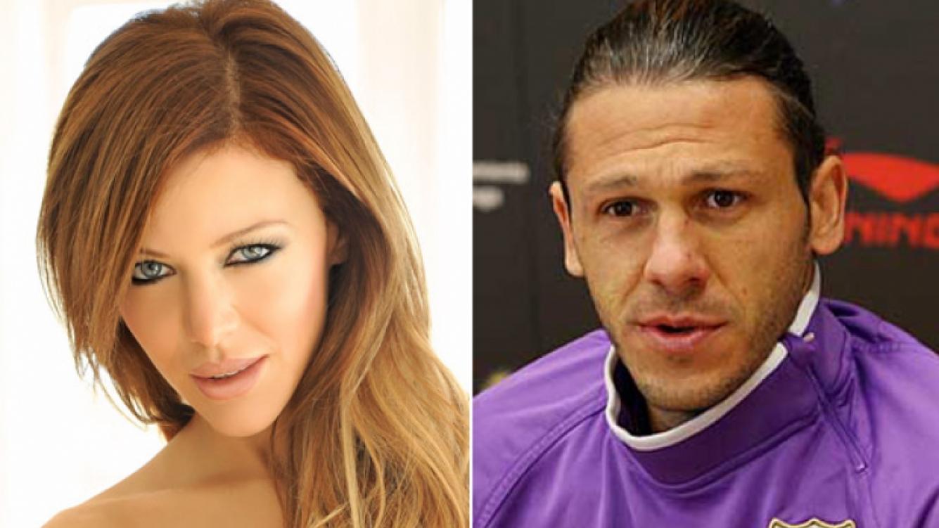 Evangelina Anderson y Martín Demichelis. (Fotos: Ciudad.com y Web)