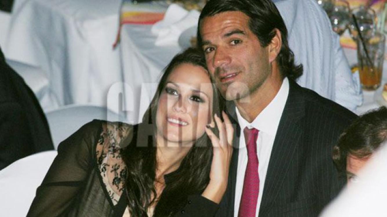 Luli Fernández habló de su relación con el abogado. (Foto: Caras)