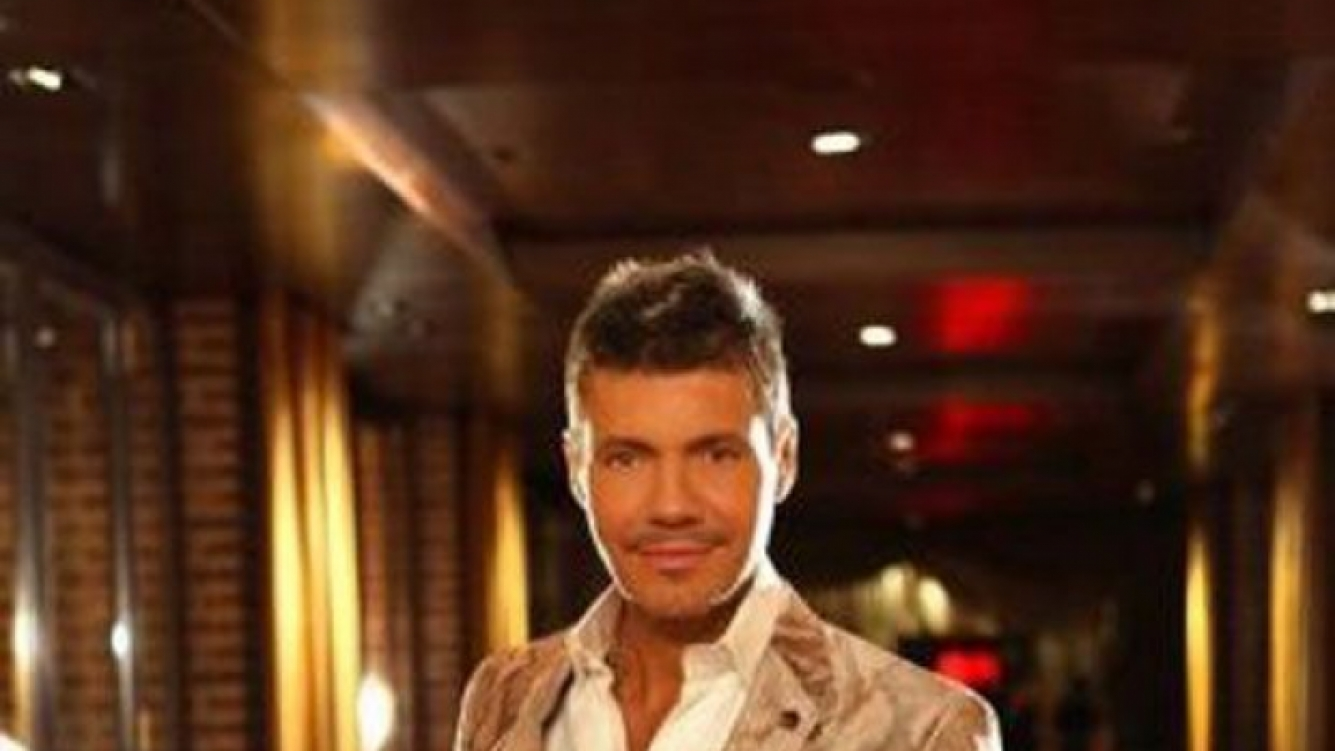 Marcelo Tinelli es el conductor mejor vestido de la TV para los usuarios de Ciudad.com. (Foto: Web)