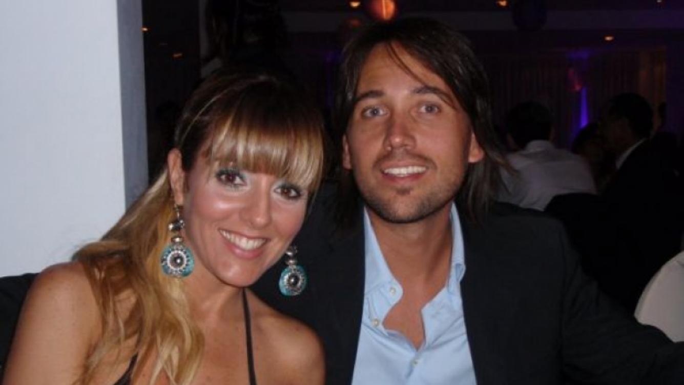 Cora Debarbieri y Carlos Elizeche. (Foto: Web)