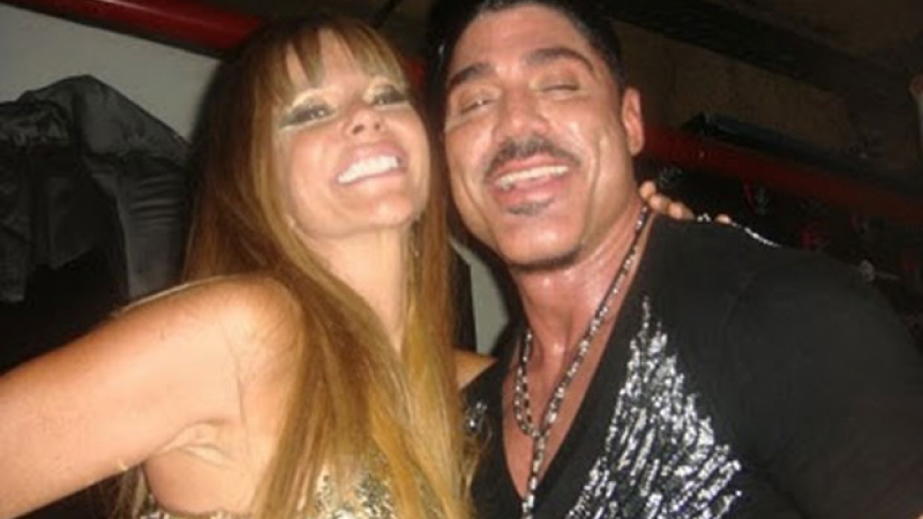 Ricardo Fort quiere a Graciela Alfano en Fort Night Show (Foto: Web).