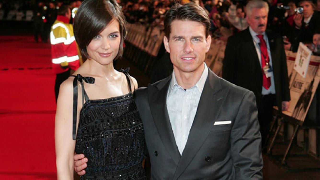 La increíble estrategia de Katie Holmes para divorciarse de Tom Cruise. (Foto: Web)