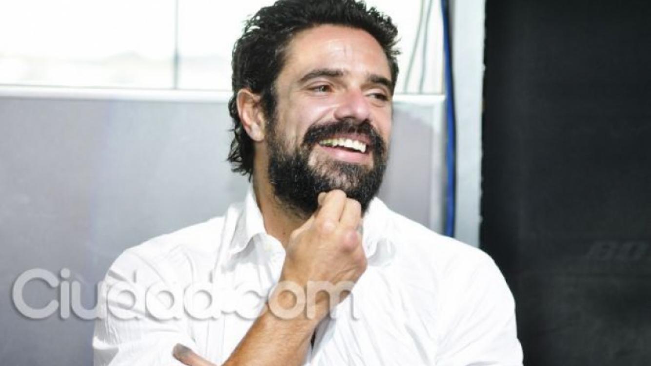 Luciano Castro. (Foto: Jennifer Rubio)