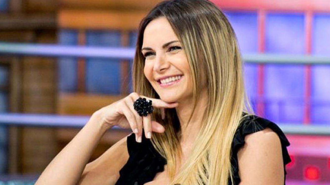Amalia Granata, feliz. (Foto: América)