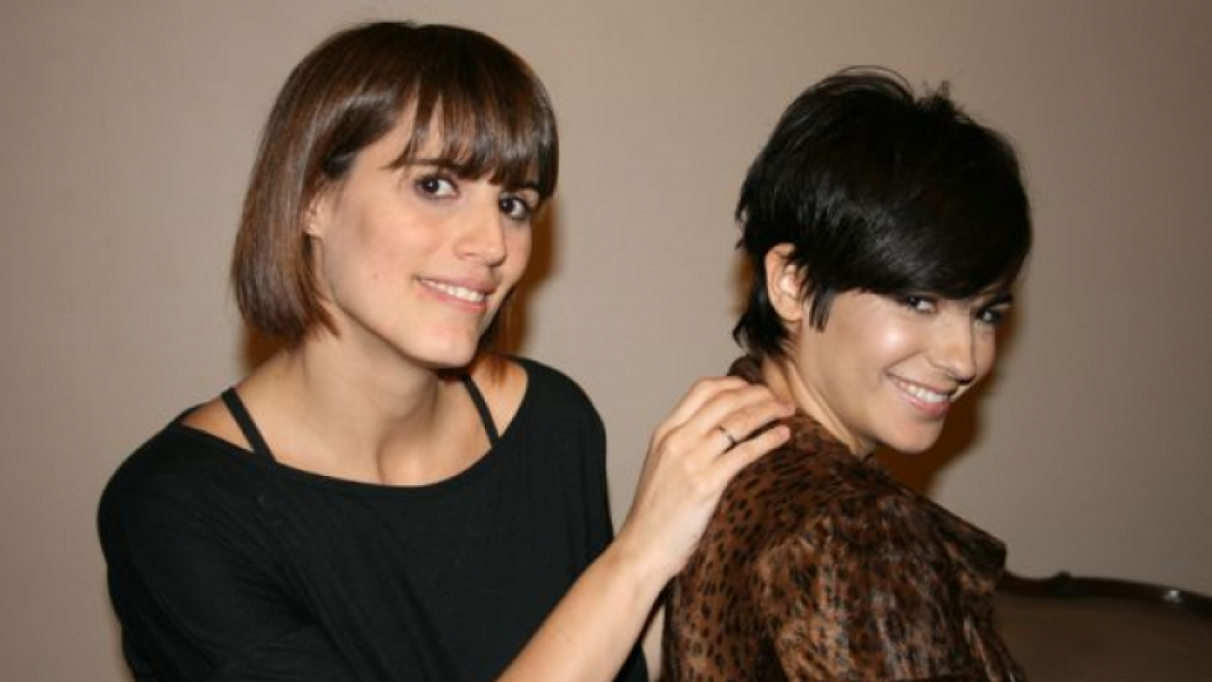 El sorprendente cambio de look de Agustina Cherri. (Foto: Prensa Débora Lachter)