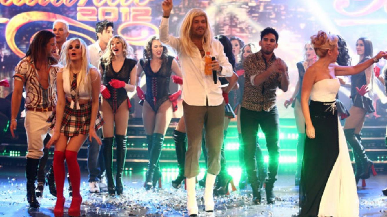 Marcelo Tinelli, Charlotte Caniggia, Mariana Nannis y las fiestas con tacos de ShowMatch. (Foto: Ideas del Sur)