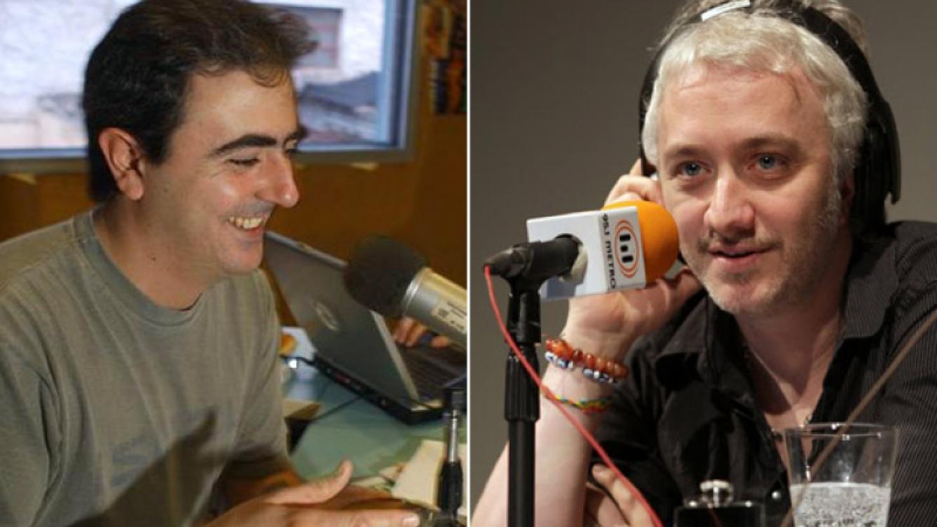 Eduardo de la Puente visitó el programa de Andy Kusnetzoff. ¿Qué dirá Pergolini? (Fotos: Web)
