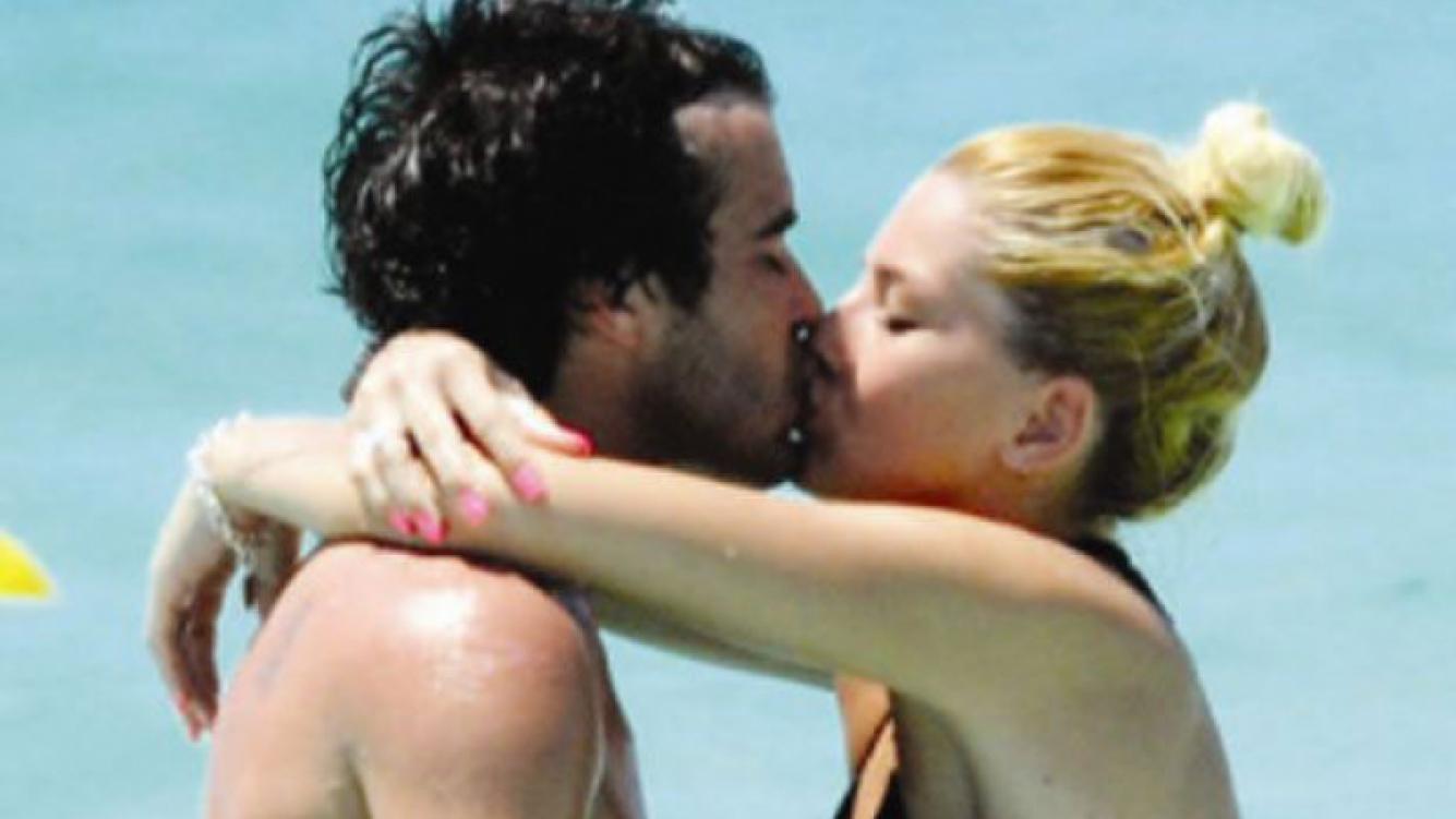 Otros tiempos: Nico y Cabré habían disfrutado de unas románticas vacaciones (Foto: ¡Hola!).
