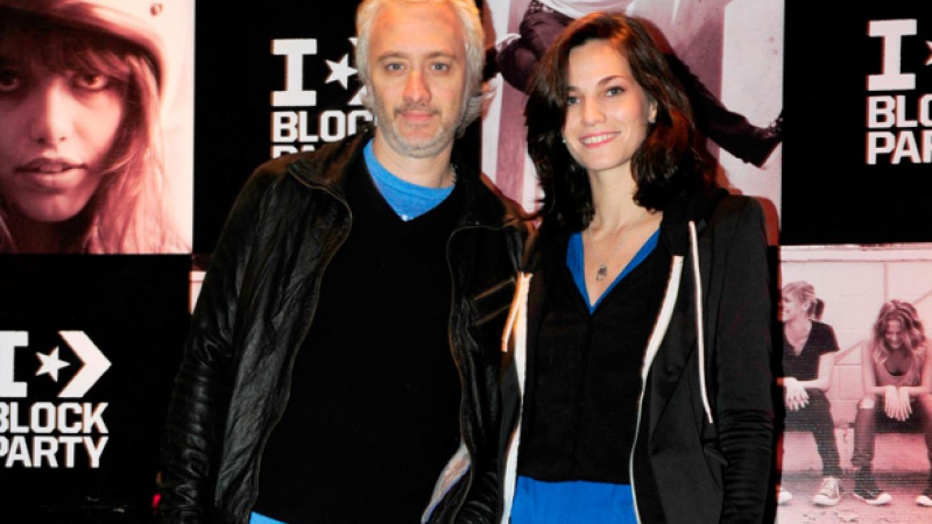 Andy Kusnetzoff y Florencia Fabiano, ¿en crisis? (Foto: Web)
