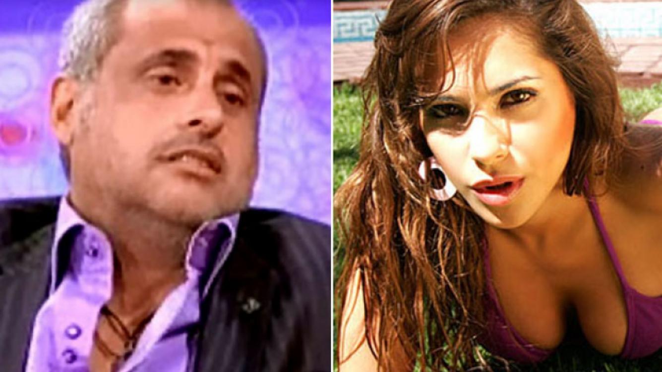 Jorge Rial ninguneó a Victoria Vannucci. (Fotos: captura América y Web)