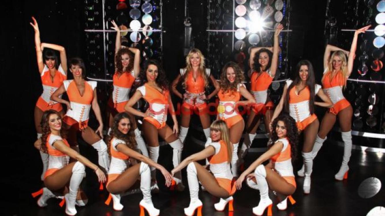 Las fotos de las bailarinas de showmatch 66