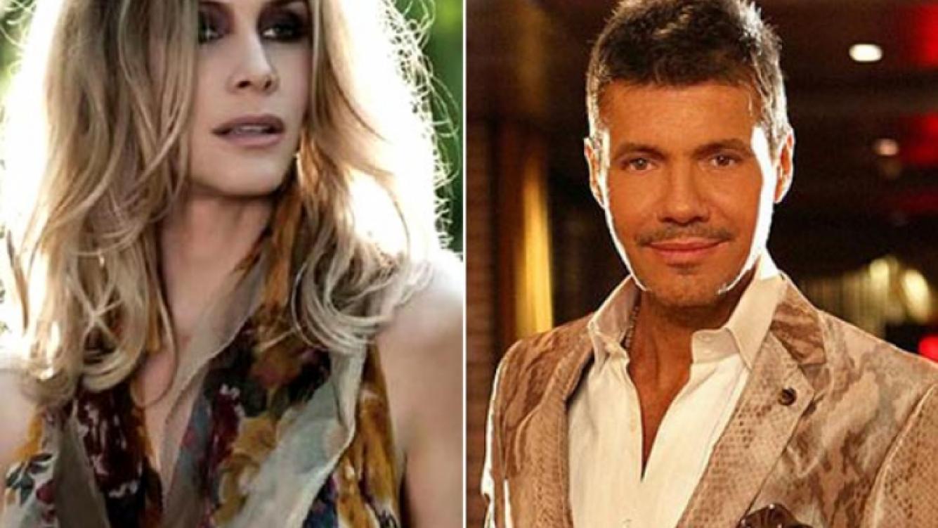 Marcelo Tinelli y Guillermina Valdés: el detrás del romance.