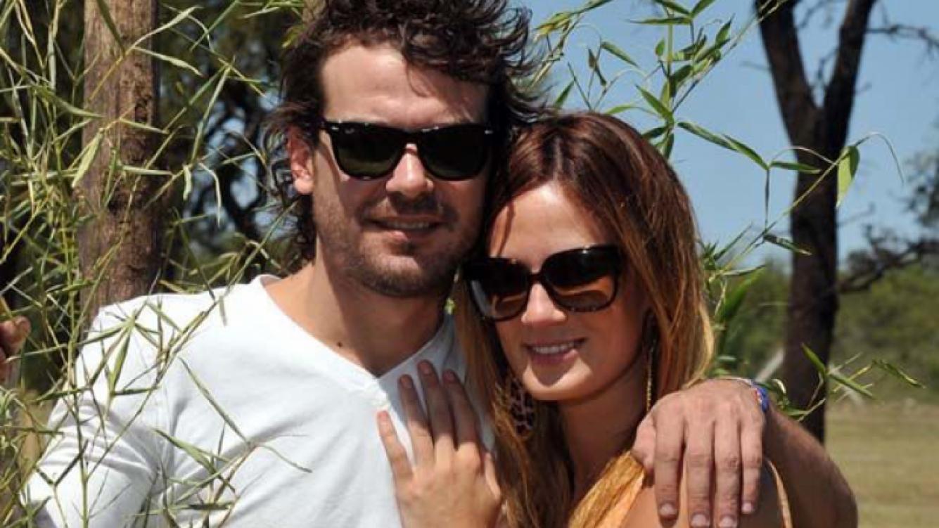 Paula Chaves y Pedro Alfonso disfrutando del noviazgo (Foto: Web)