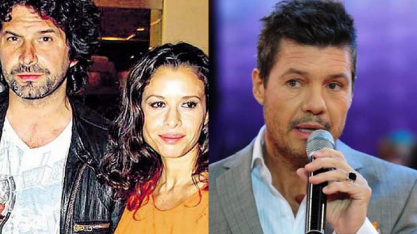 "Iván Noble y Julieta Ortega le dedicaron un ""palito"" a Tinelli (Foto: Web)."