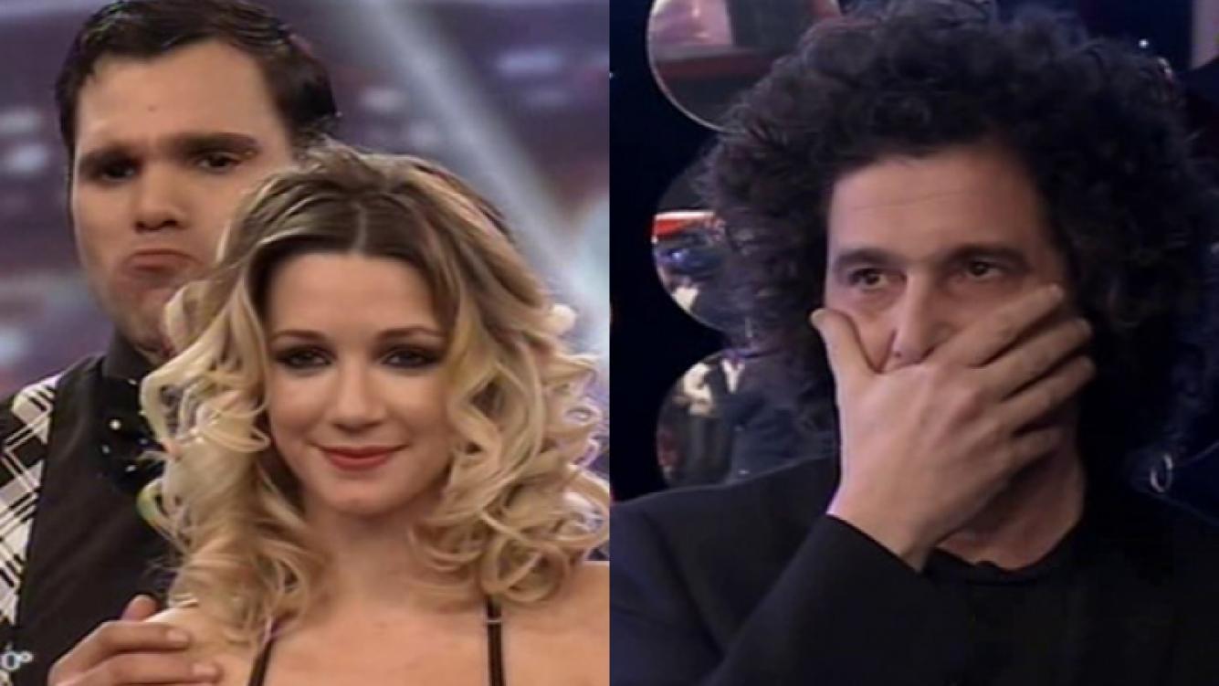 Andrés Calamaro consoló por Twitter a Micaela Breque tras su eliminación del Bailando