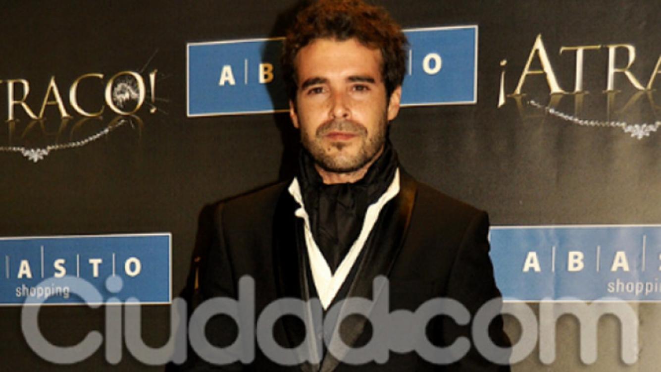 """Nicolás Cabré y su relación con la prensa: """"A veces tengo ganas de dedicarme a otra cosa"""" (Foto: Ciudad.com)"""