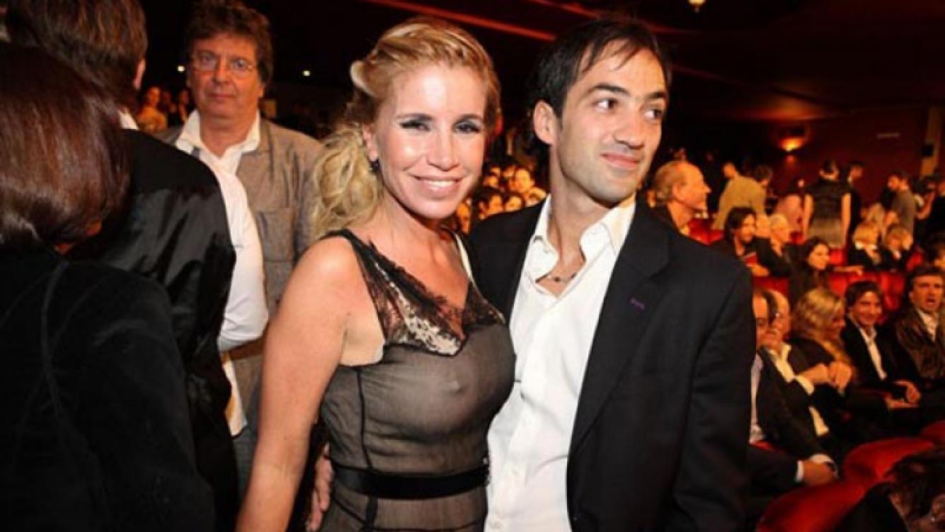Florencia Peña y su ex, Mariano Otero, intercambiaron bromas en Twitter. (Foto: Web)