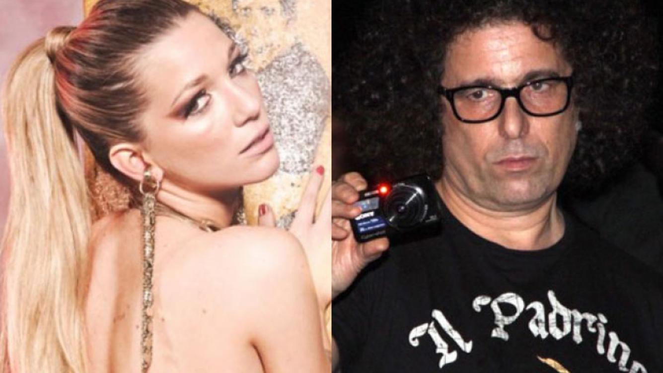 Micaela Breque confesó que tuvo sexo en un camarín con Calamaro (Foto: Web).