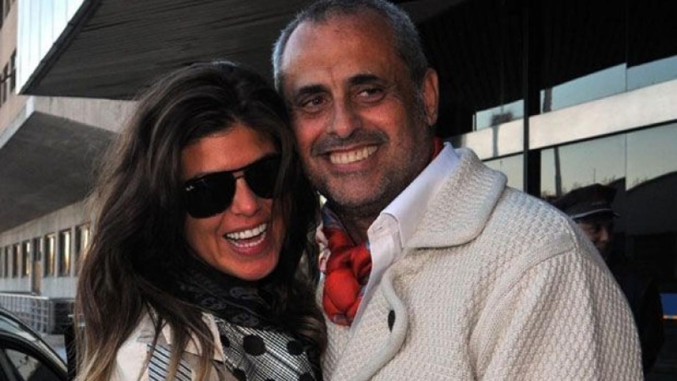 Rial y Loly Antoniale, el romance más inesperado de la farándula para los usuarios de Ciudad.com. (Foto: Web)